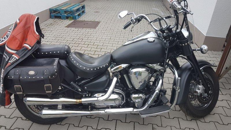 Yamaha XV 1600 Wild Star bazar