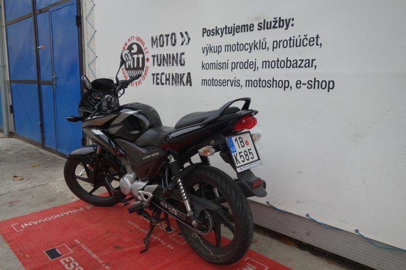 Honda CBF 125 bazar