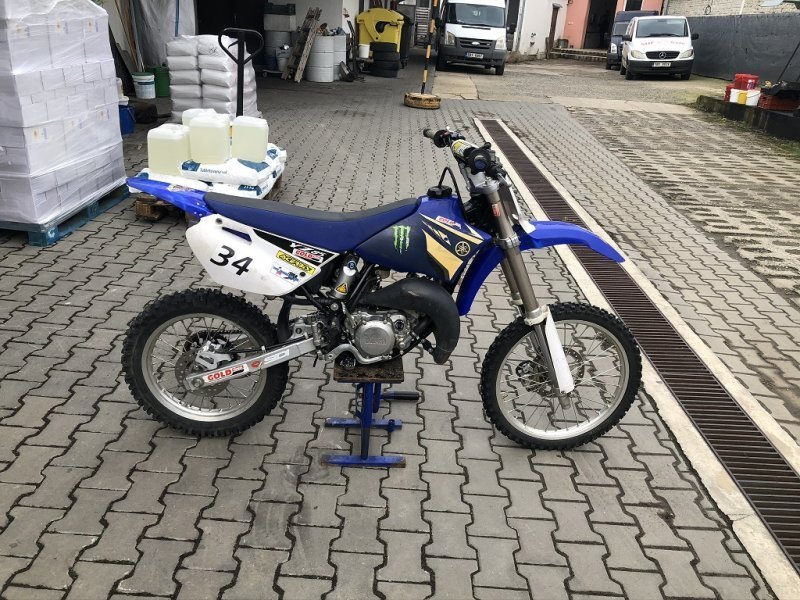 Yamaha YZ 85 bazar