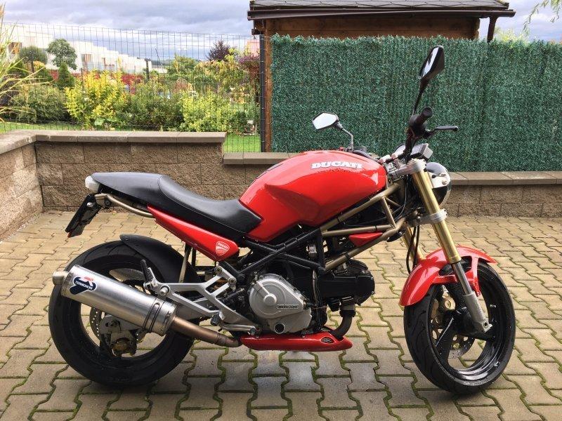Ducati Monster 600 bazar