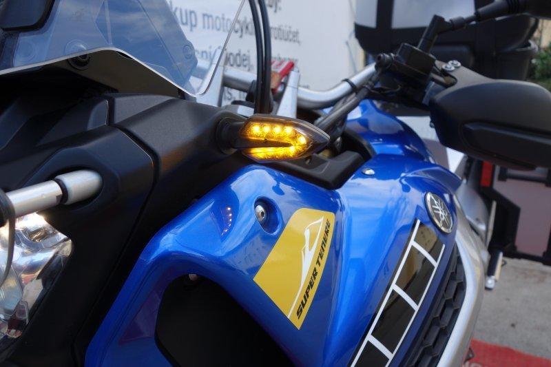 Yamaha XT 1200 Z Super Ténéré bazar