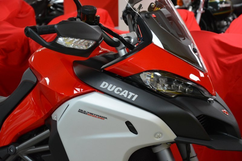 Ducati Multistrada 1200 Enduro bazar