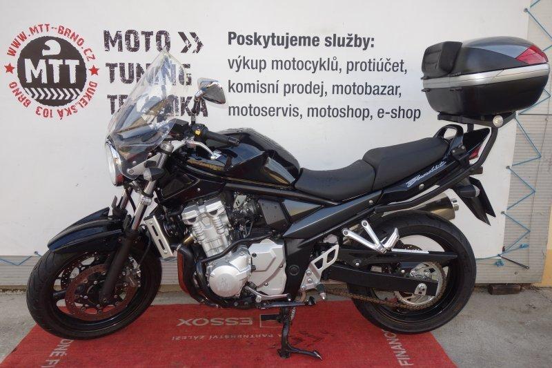Suzuki GSF 650 Bandit bazar
