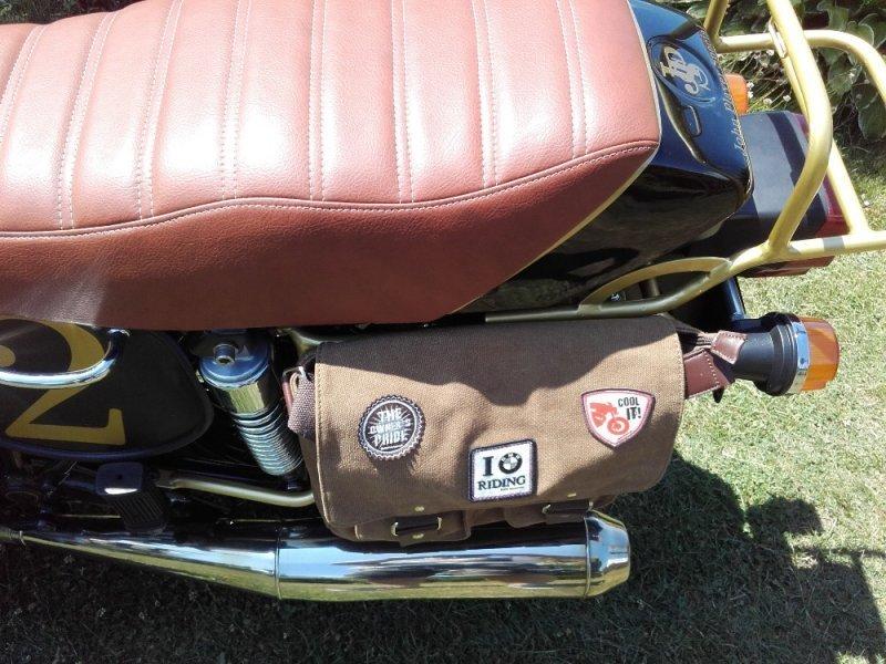 BMW R 45 bazar