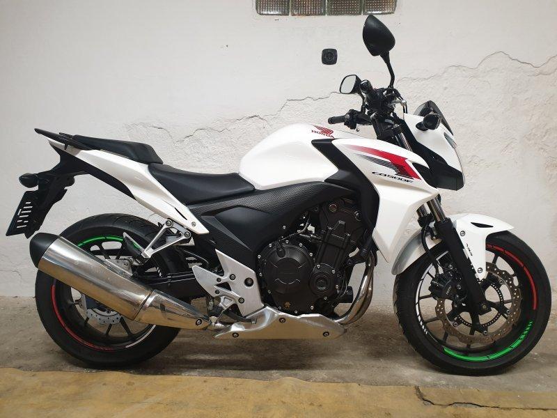 Honda CB 500 F bazar