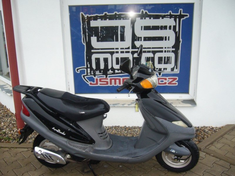 Sym Super Duke 125 bazar