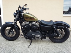 Harley-Davidson XL 1200X Sportster Forty-Eight