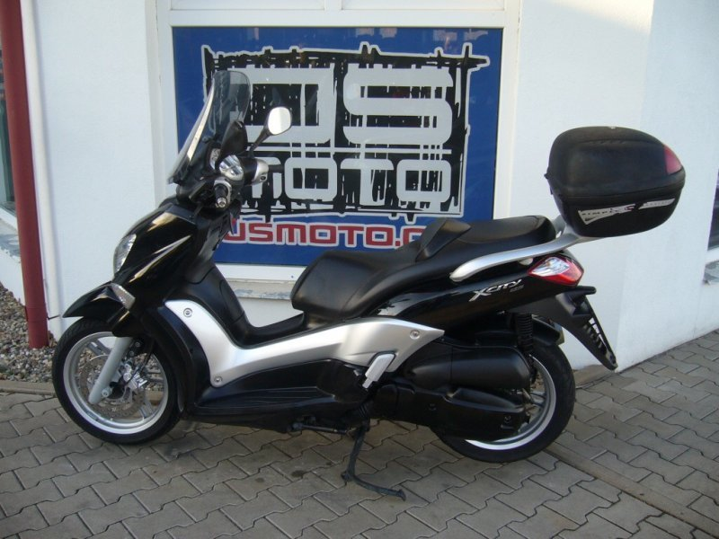 Yamaha VP 125 X-City bazar