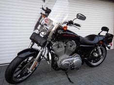 Harley-Davidson XL 883L Sportster Low