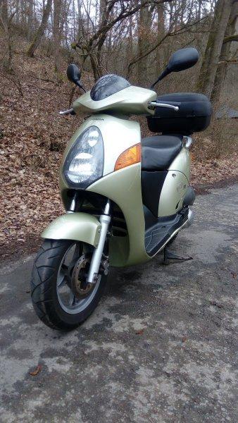 Honda @125 bazar