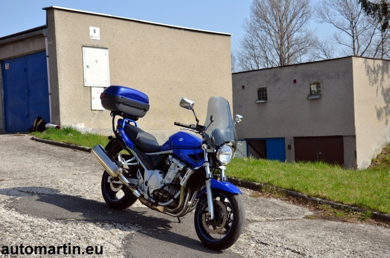 Suzuki GSF 650 N Bandit bazar