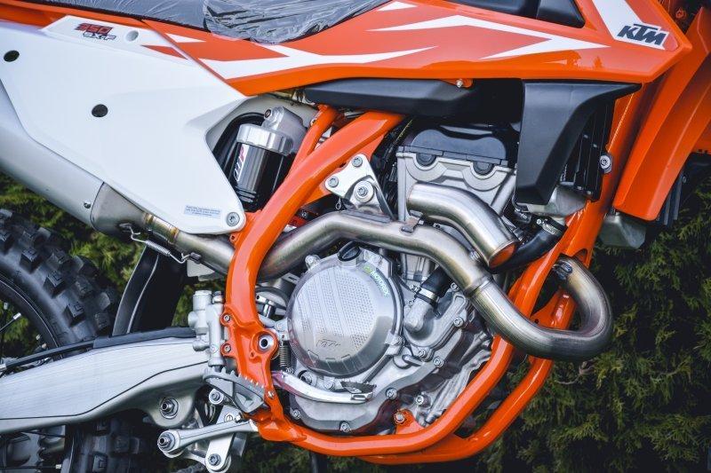 KTM 350 SX-F bazar