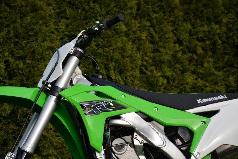 Kawasaki KX 250 F bazar