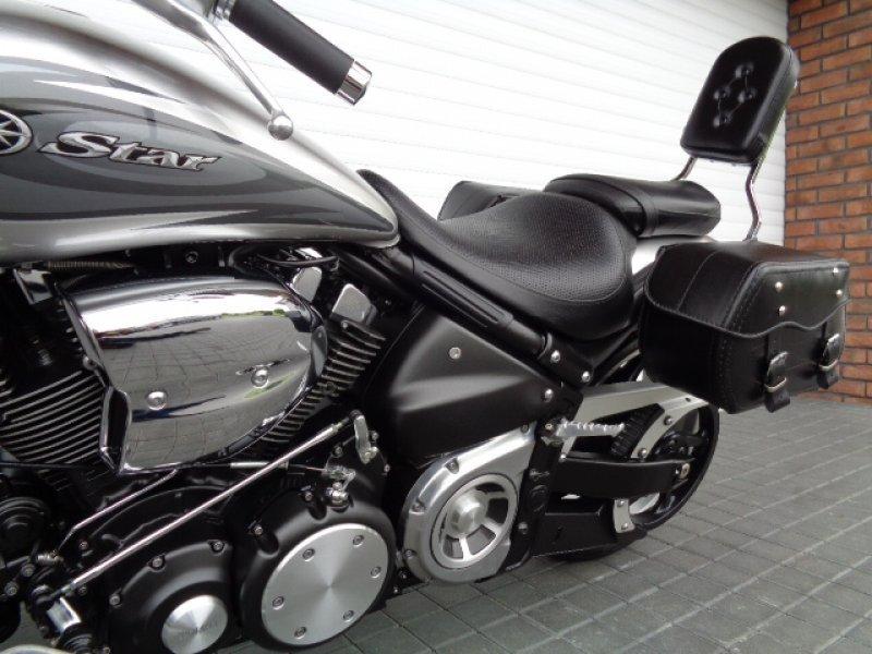 Yamaha XV 1700 Warrior bazar