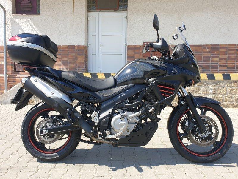 Suzuki DL 650 V-Strom bazar