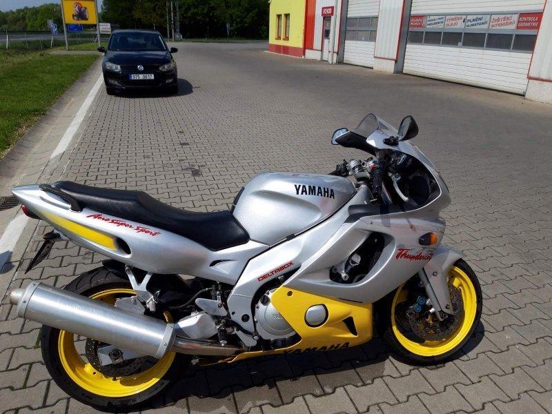 Yamaha YZF 600 R bazar