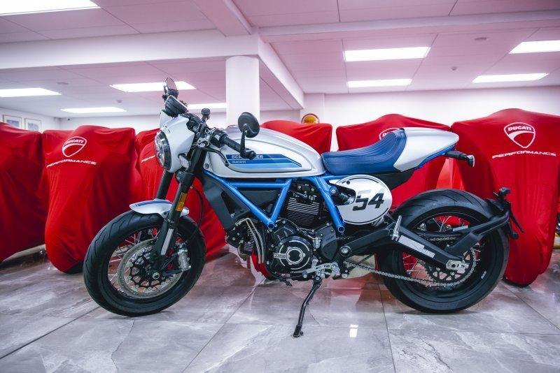 Ducati Scrambler Café Racer bazar