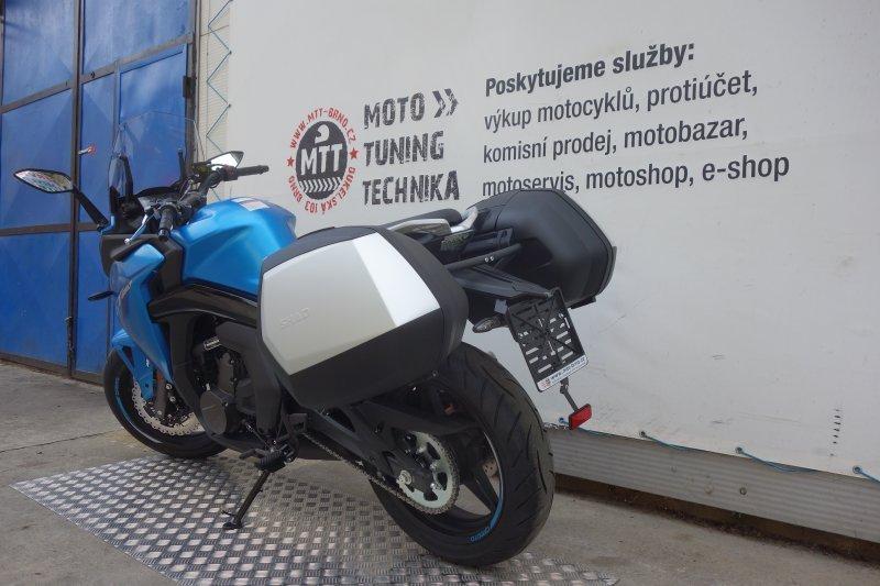 CFmoto 650 GT bazar
