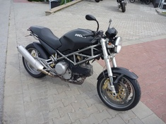 Ducati Monster 620 Dark i.e.