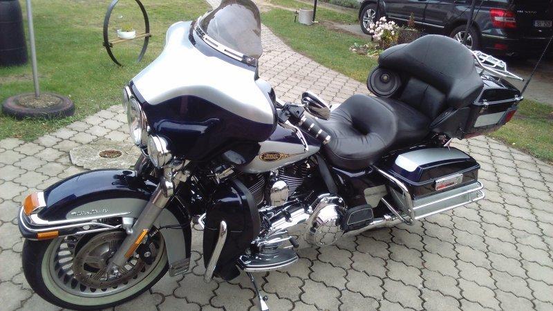 Harley-Davidson FLHTCU Ultra Classic Electra Glide bazar