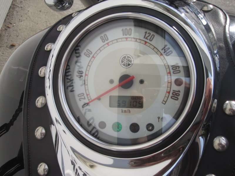 Yamaha XVS 1100 DragStar bazar