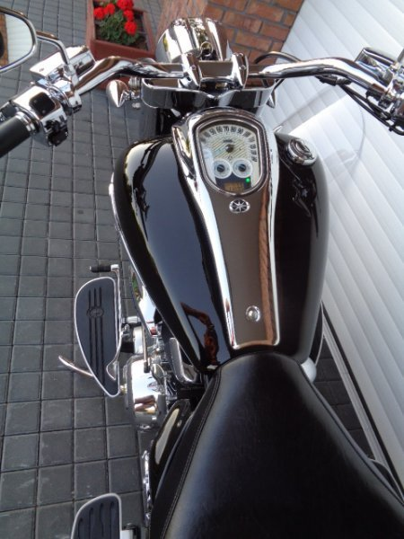 Yamaha XV 1900 A Midnight Star bazar