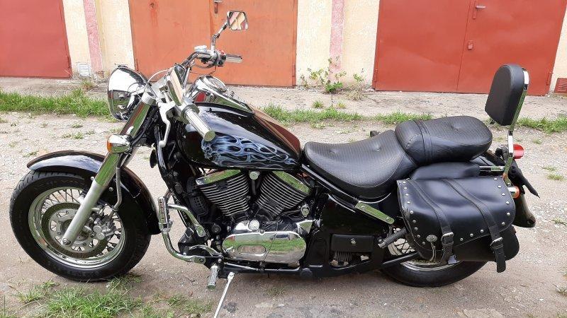Kawasaki VN 800 C Classic bazar