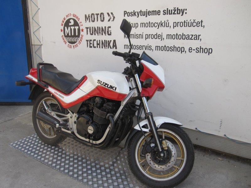 Suzuki GSX 550 EF bazar