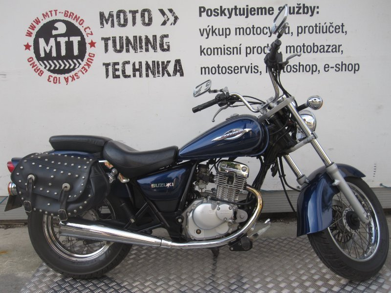 Suzuki GZ 125 Marauder bazar
