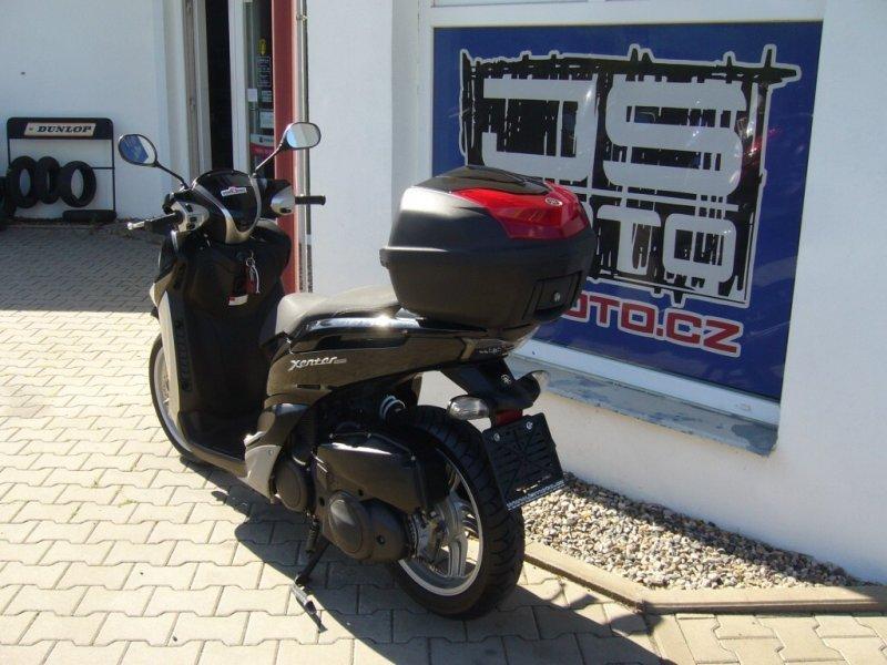Yamaha Xenter 125 bazar