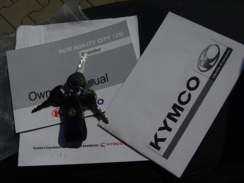 Kymco Agility City+ 125i CBS bazar