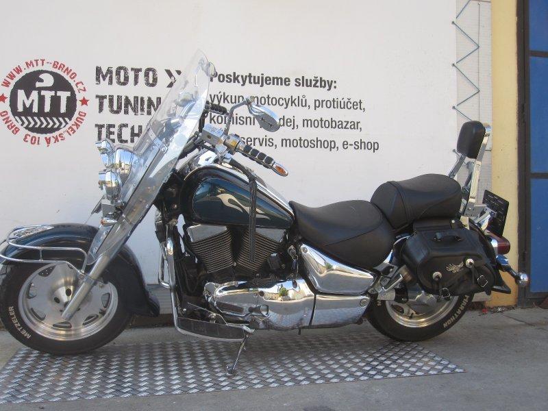 Suzuki VL 1500 LC Intruder bazar