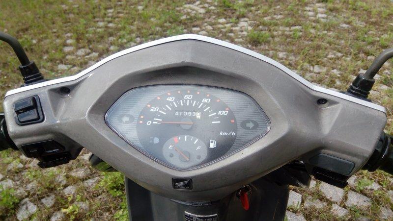 Honda SCV 100 Lead bazar