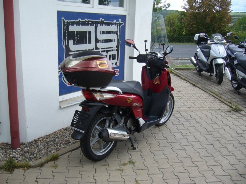 Honda SH 125i bazar