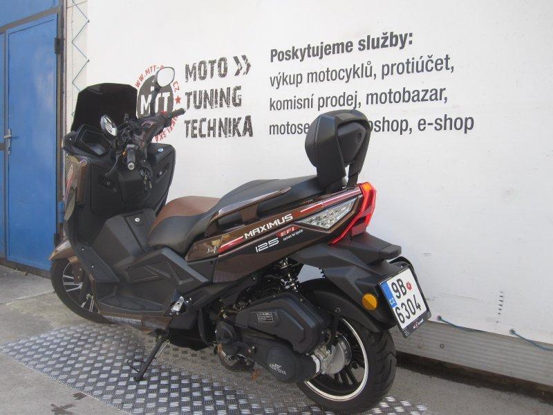 Kentoya Maximus 125 bazar