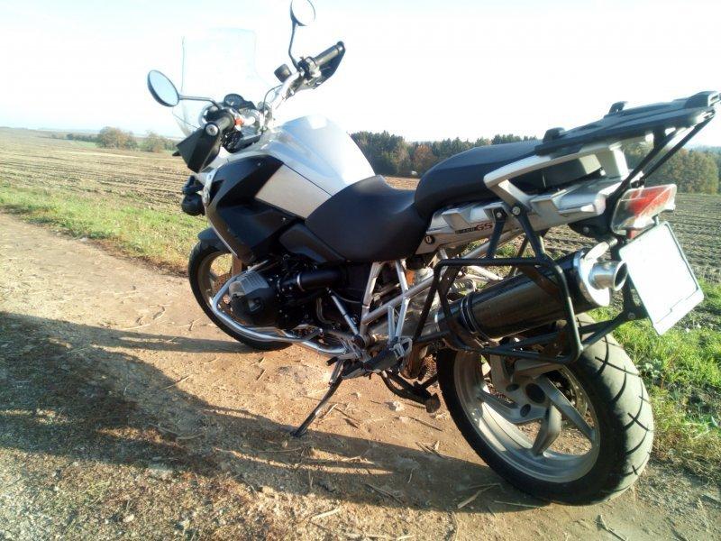 BMW K 1200 GS bazar
