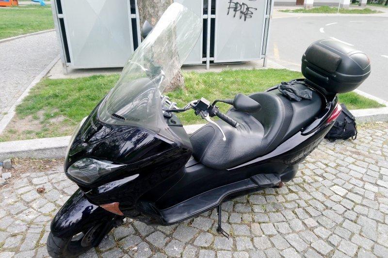 Honda Forza 250 bazar