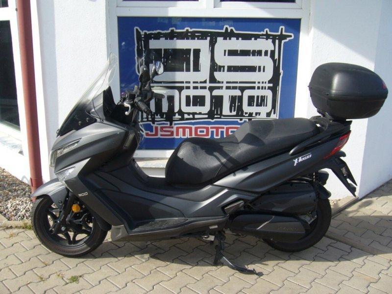 Kymco X-Town 300i ABS bazar