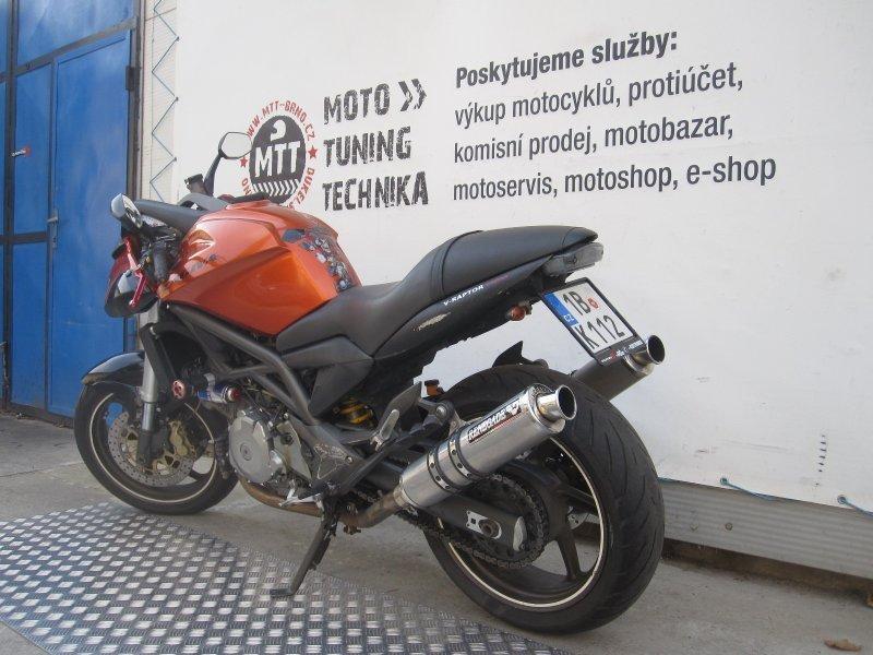 Cagiva V-Raptor 1000 bazar