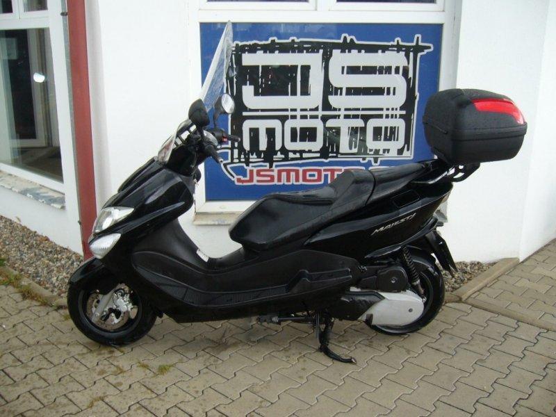 Yamaha Majesty 125 bazar