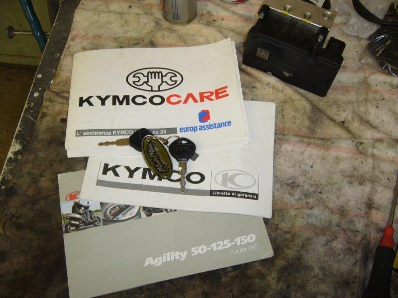 Kymco Agility City 125 bazar