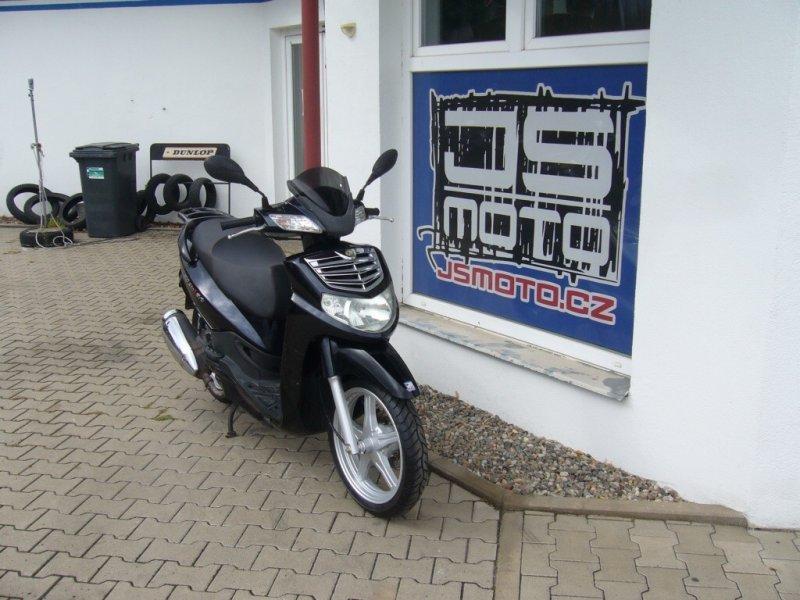 Sym HD 200 bazar