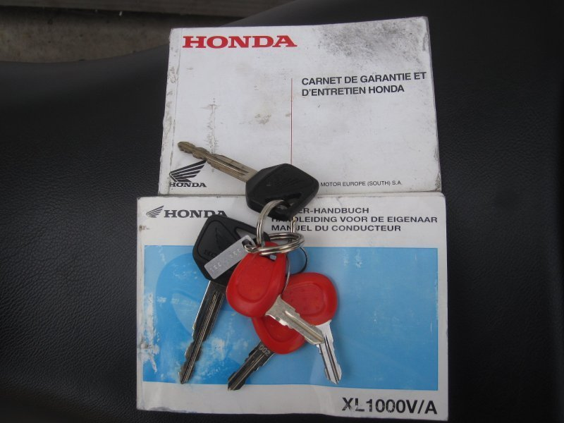 Honda XL 1000 V Varadero bazar