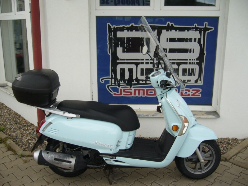Kymco Like 125 bazar