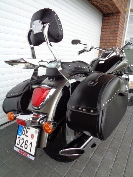 Suzuki Intruder C 1800 R bazar
