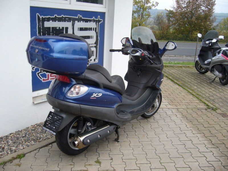 Piaggio X9 500 Evolution bazar