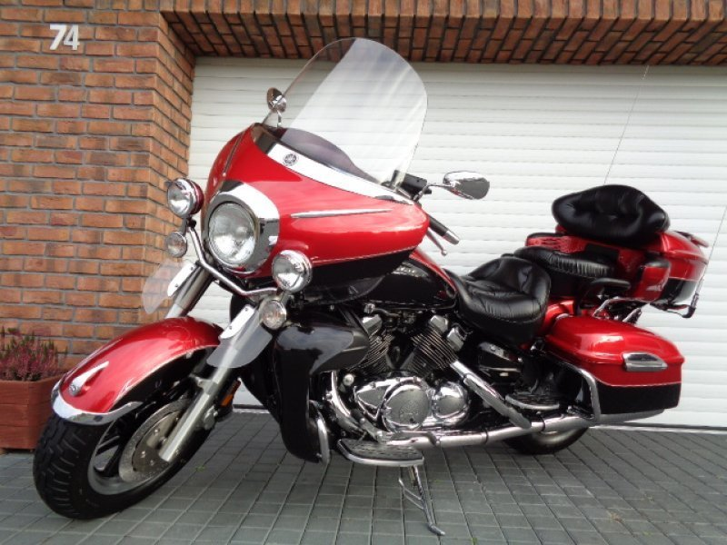Yamaha XVZ 1300 TF Royal Star Venture bazar