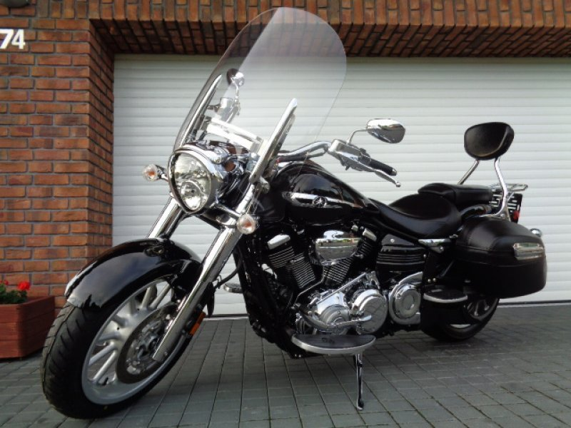 Yamaha XV 1900 Midnight Star bazar