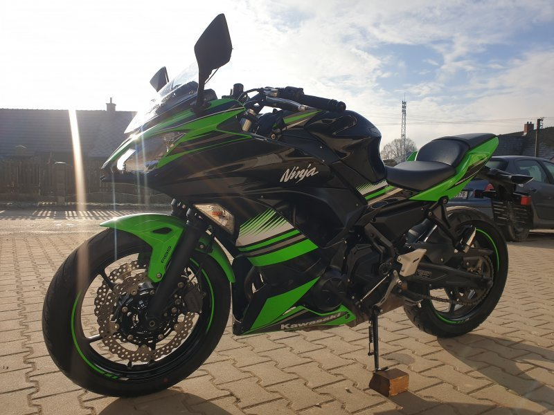 Kawasaki Ninja 650 bazar