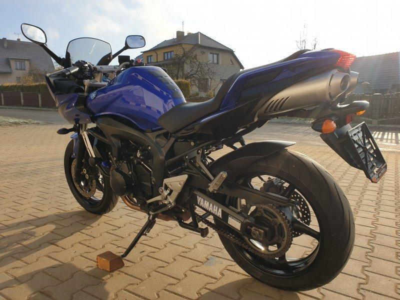 Yamaha FZ 6 Fazer S2 bazar